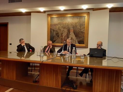 """Qualità dell'aria Savona-Vado e Val Bormida, Bertossi, Unione Industriali: """"I dati sono buoni"""" (FOTO e VIDEO)"""