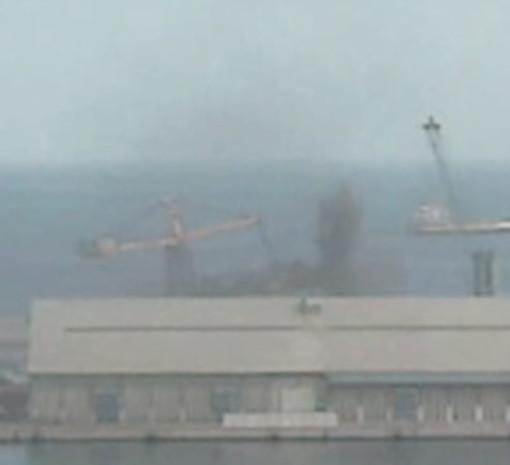 Porto di Savona: polvere di carbone dispersa in aria dal terminal alti fondali