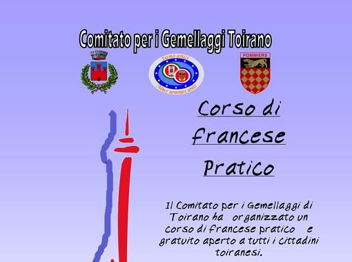 Toirano, corso pratico di francese organizzato dal comitato per i gemellaggi
