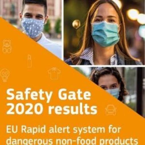 Protezione dei consumatori europei: dal Safety Gate un valido aiuto per eliminare dal mercato i prodotti pericolosi connessi alla Covid-19