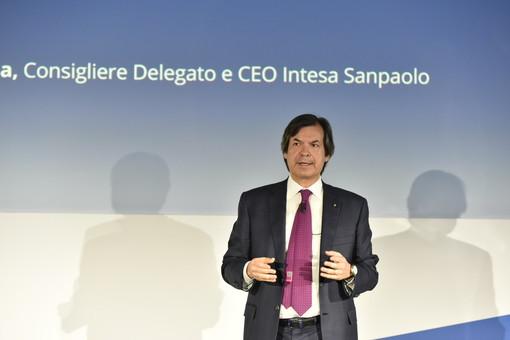 """Intesa Sanpaolo, approvato il resoconto intermedio 2021, Messina: """"Pronti ad essere punto di riferimento per la crescita del Paese"""""""