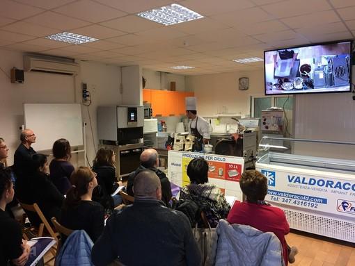 A Savona corso di specializzazione per Mastri Cioccolatieri