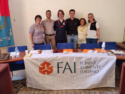 """Presentate ieri le """"Giornate FAI d'Autunno"""" a cura del FAI Giovani di Albenga-Alassio"""
