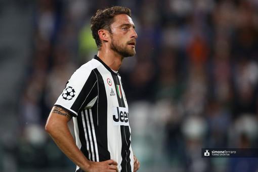 Claudio Marchisio (foto di Simone Ferraro)