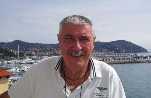 Regionali, il candidato Giacomo Chiappori (Grande Liguria) al mercato di Finale Ligure