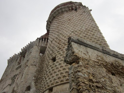 Castel Gavone, uno dei castelli che sarebbero dovuti essere gestiti dalla Fondazione del Finale