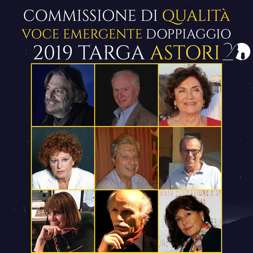 """""""Voci nell'Ombra"""" compie vent'anni, approda alla Mostra del Cinema di Venezia e annuncia la nascita della """"Commissione Qualità"""""""