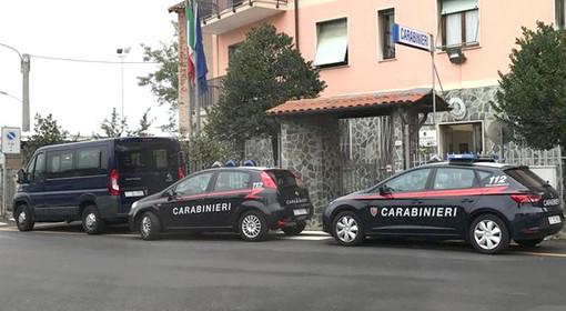 Cairo Montenotte, detenzione e spaccio di droga: i carabinieri arrestano un 44enne
