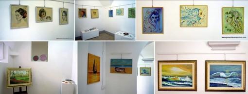 Alla Galleria d'arte Malocello di Varazze dal 13 al 19 luglio la mostra personale di Caterina Galleano