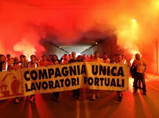 Nave di coils a Savona per 'bypassare' lo sciopero dei lavoratori ex Ilva, la Culp 'Rebagliati' non ci sta