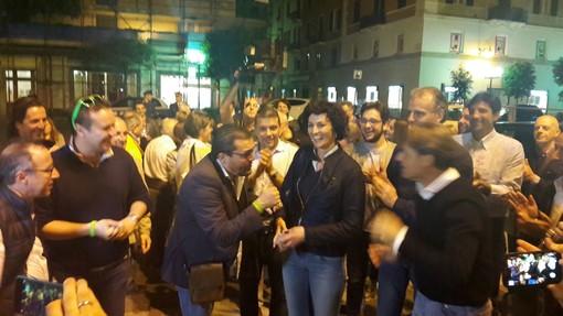 Vittoria di Ilaria Caprioglio: i commenti del centrodestra