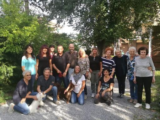Carcare, un successo il workshop di acquarello dell'artista Pasqualino Fracasso (FOTO)