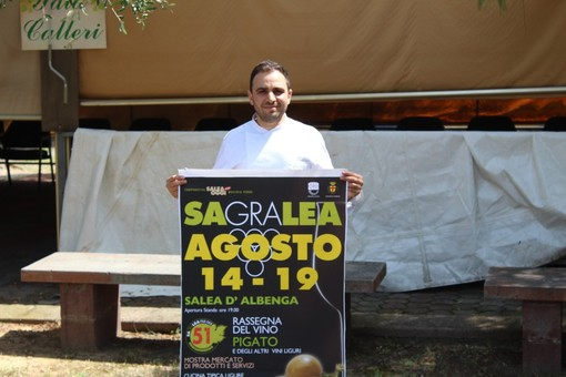 Sagralea, applausi per lo chef Andrea Milazzo: questa sera lo show cooking dello chef Federico Scardina