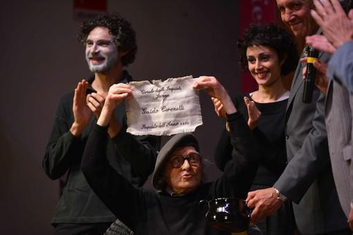 Guido Ceronetti mostra il premio