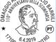 Poste Italiane Savona:  un  annullo speciale per   Anton Giulio Barrili, a 110 anni dalla scomparsa