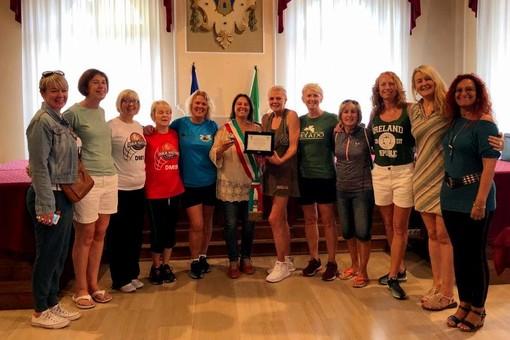 Cork Ladies da Dublino alla Alassio Cup Over 40 con tanto amore per la città del Muretto