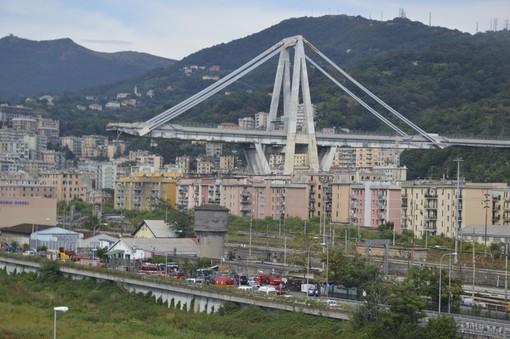 Poesia per le vittime del crollo del Ponte Morandi