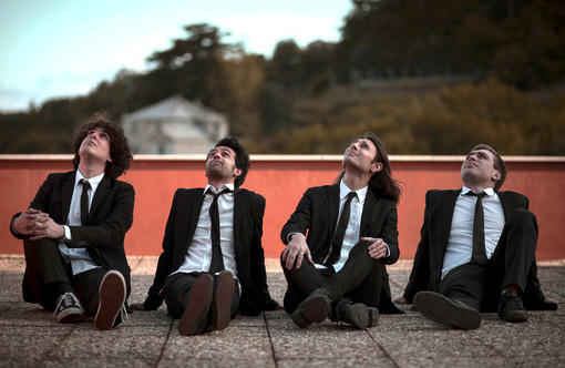 """""""Mondo Fantasma"""", il nuovo singolo e video della band savonese Cantiere 164"""