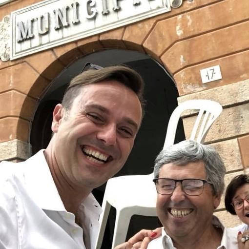 """Albenga, Ciangherotti: """"Io sindaco? Potrei farmi da parte per Gero Calleri"""""""