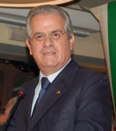 Carcare, l'ex Ministro Claudio Scaiola, sabato, all'inaugurazionedi Unitre Val Bormida