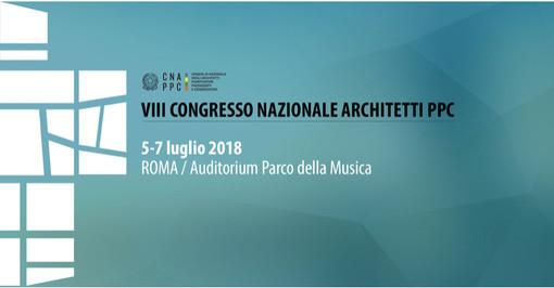 Anche 20 savonesi fra i 3mila delegati attesi a Roma per il VIII Congresso Nazionale Architetti