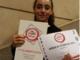 """Giada Mollica villanovese di 11 anni si classifica al 1° posto al  """"Roma Talent Stage - The Contest"""""""