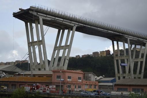 """Crollo ponte Morandi, Autostrade per l'Italia: """"L'infrastruttura era monitorata costantemente con tecniche altamente specializzate"""""""