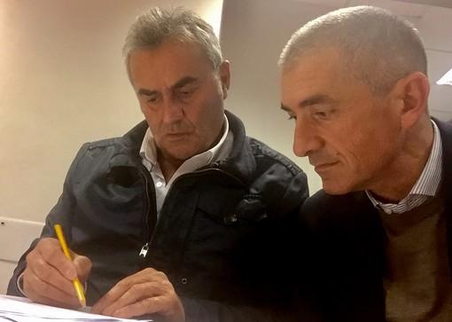 Andrea Costa e Claudio Muzio