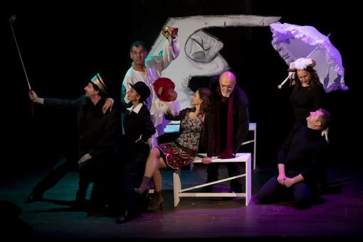 """Savona, al Teatro Sacco lo spettacolo """"Esercizi di stile"""""""