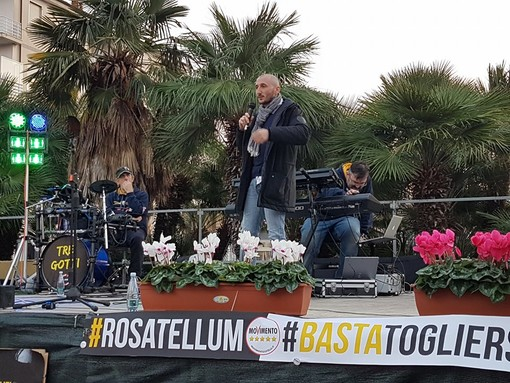 """Sicurezza, Di Lieto (M5S Albenga): """"Vogliamo un tavolo permanente interforze"""""""