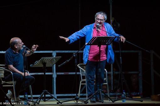 Finale Ligure, il 26 giugno con David Riondino e Dario Vergassola prende il via il ciclo di spettacoli organizzato da Teatro Pubblico Ligure