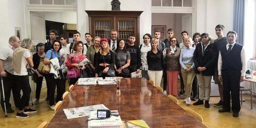 Foibe, una delegazione ligure incontra le comunità italiane di Fiume e Rovigno
