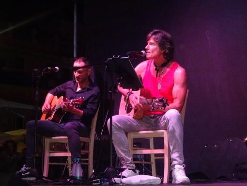"""Metti una sera a cena con Ronn Moss, ancora più """"Beautiful"""" al Florida di Loano (Foto)"""