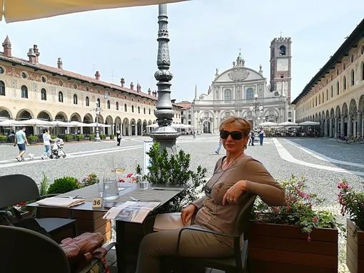"""Cairo, la professoressa Daniela Piazza parla di """"Michelangelo e la truffa del Cupido dormiente"""""""
