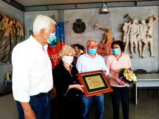 L'Unitre Borgio Verezzi Pietra Ligure saluta con affetto Liliana Cattani, in partenza per Milano