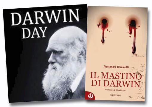 """Savona, alla Ubik incontro con lo scrittore Alessandro Chiometti e presentazione del libro """"Il mastino di Darwin"""""""