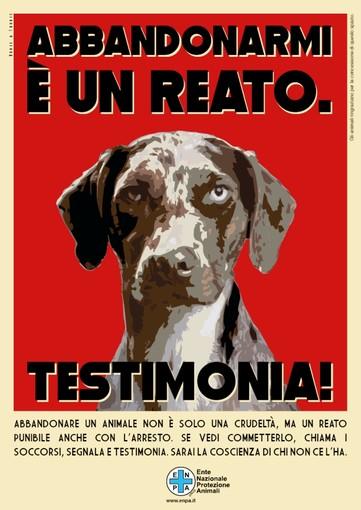 """L'ENPA Savona: """"Oggi si celebra la giornata nazionale anti-abbandono"""""""
