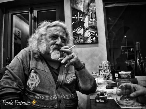 Foto di Paolo Patruno tratta dal profilo Facebook ufficiale di Enrico Cazzante