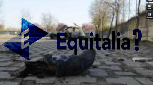 Se questa è Equità. Se questa è Equitalia. Un contribuente si dà fuoco, ma la notizia fila via senza troppo rumore. Per il momento