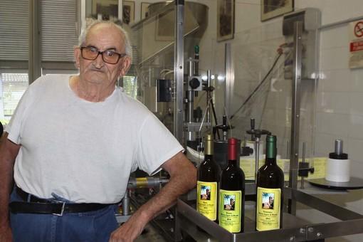 Albenga piange la scomparsa di Dario Enrico, viticoltore apprezzato a livello internazionale