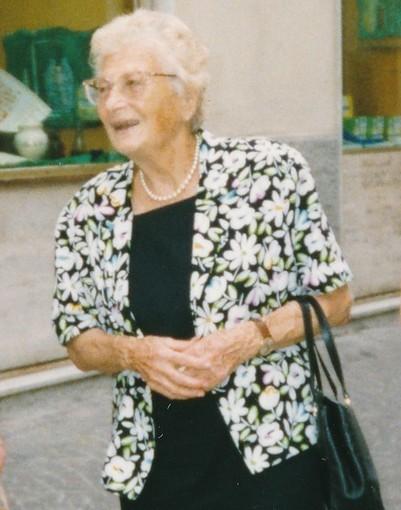 Lutto a Dego per la scoparsa a 102 anni di Ermanna Trezzi