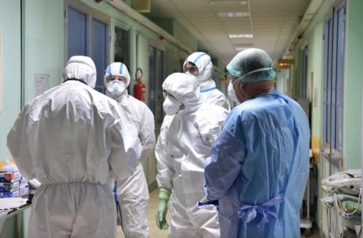 Coronavirus: i soccorsi, le Albisole - SEGUI LA DIRETTA