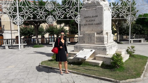 """Prosegue il viaggio in Sicilia di Enza Marino, la """"lady"""" dell'outdoor finalese"""