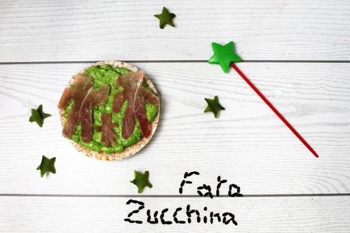Felici & Veloci, la nuova ricetta di Fata Zucchina: 'nutella di piselli'