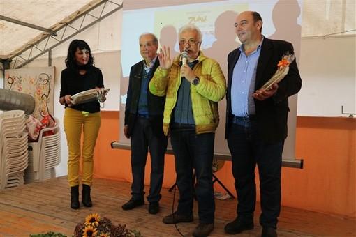 Nonostante la pioggia grande partecipazione per la Festa della Zucca di Rocchetta di Cengio (FOTO)