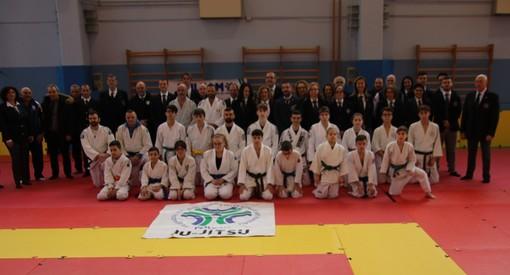 Raduno di Jujitsu a Laigueglia: anche il Campione del Mondo Pasquale Stanzione tra gli ospiti