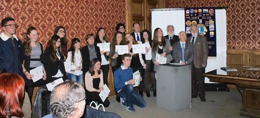 Torna il concorso di eloquenza del Lions Club Spotorno, Noli, Bergeggi e Vezzi Portio