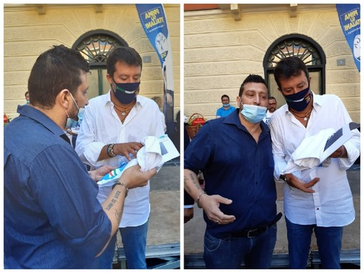 """#StopEuropa, Nappi: """"Oggi abbiamo conosciuto Salvini, siamo disponibili al dialogo con la Lega"""""""