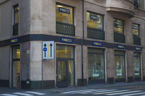 """Inaugura a Savona un nuovo """"Fineco Center"""""""