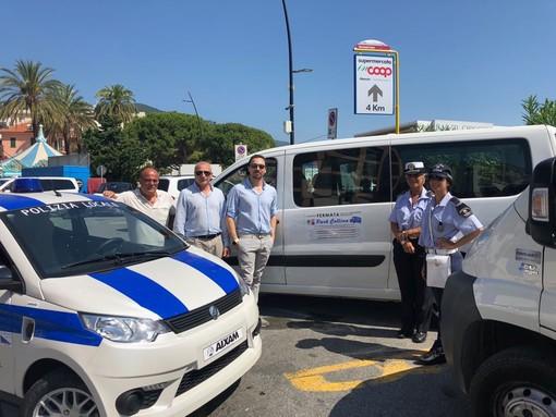 Laigueglia: bus navetta gratuito per collegare il centro ai parcheggi della zona collinare